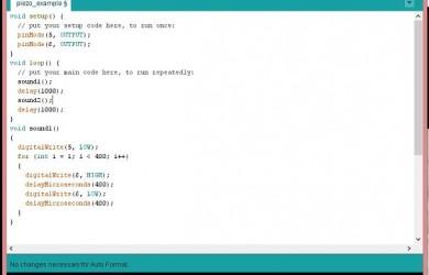arduino pwm example code visual basic
